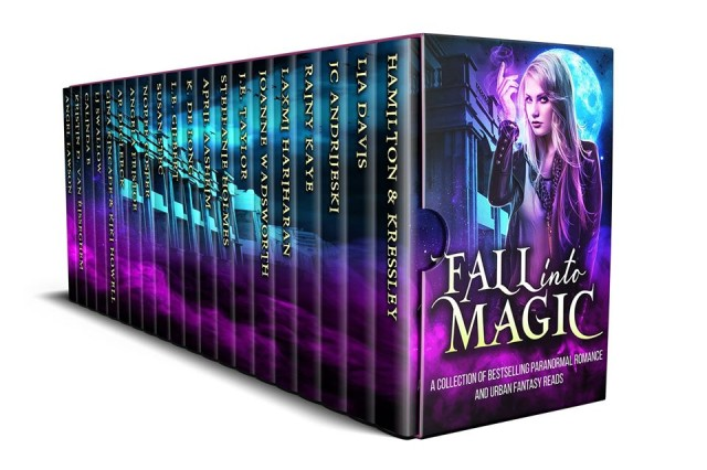Check out Fall into Magic!